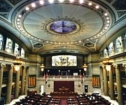 Missouri House Chamber