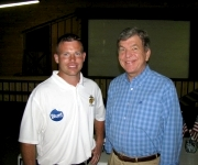 Rick with Senator Roy Blunt